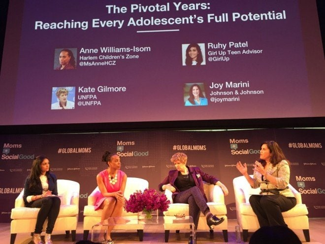 GlobalMoms Challenge - Moms + Social Good