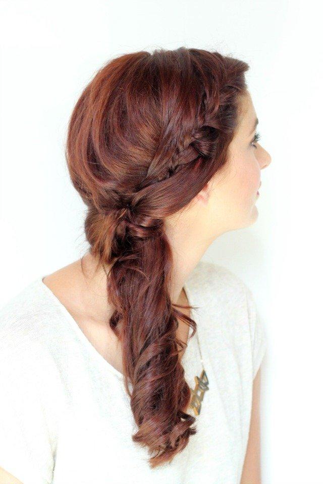 Simple braided twist