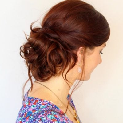 Bridal Hairstyles You Can Do Yourself!