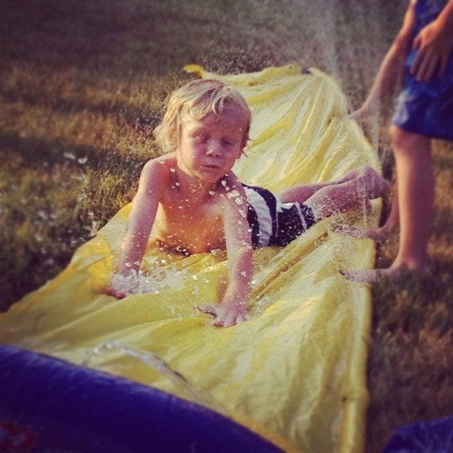 Cooper Summer Slip n Slide
