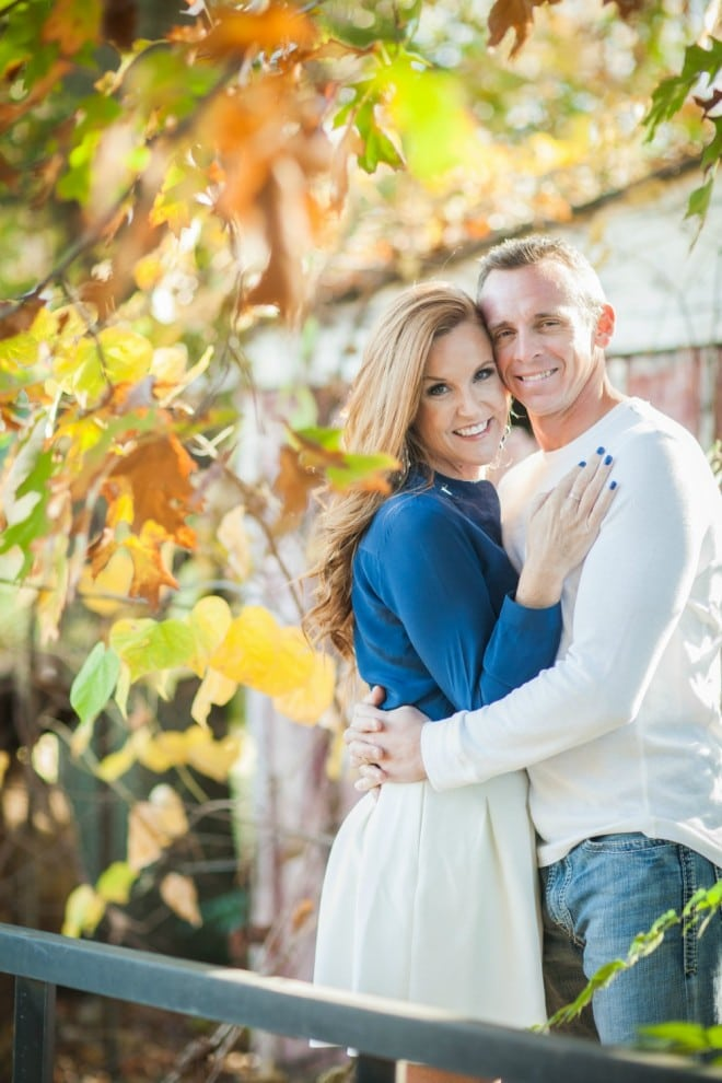Danielle and Jeff