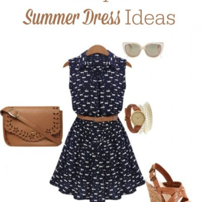 Summer Dresses to beat the heat