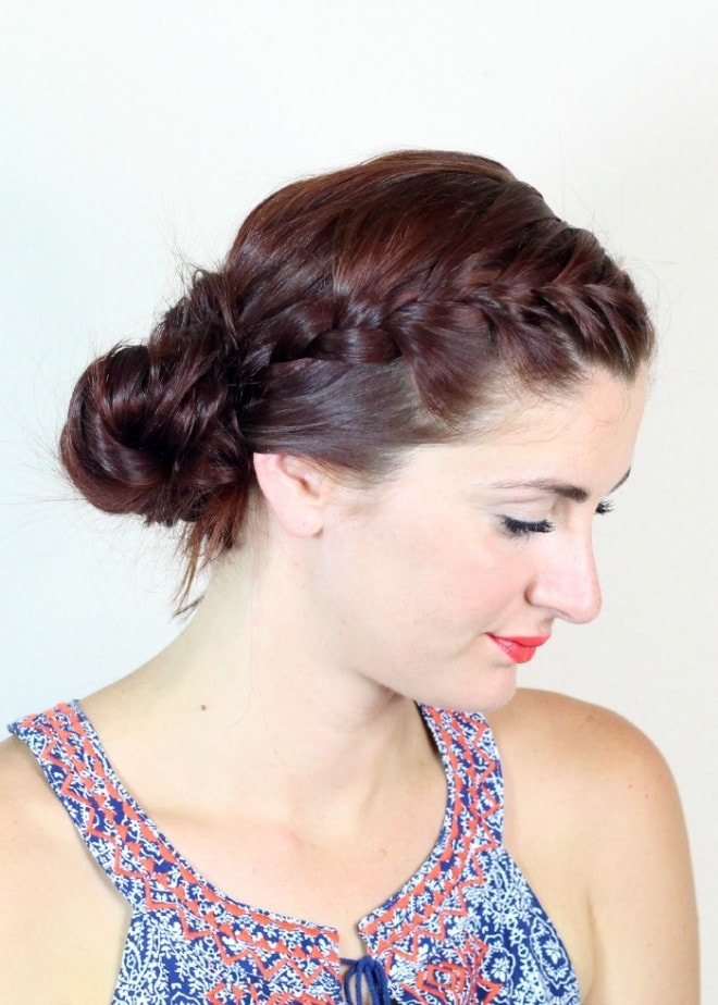 Beach braid hairstyles you can do pretty extraordinary side french braid ccuart Images