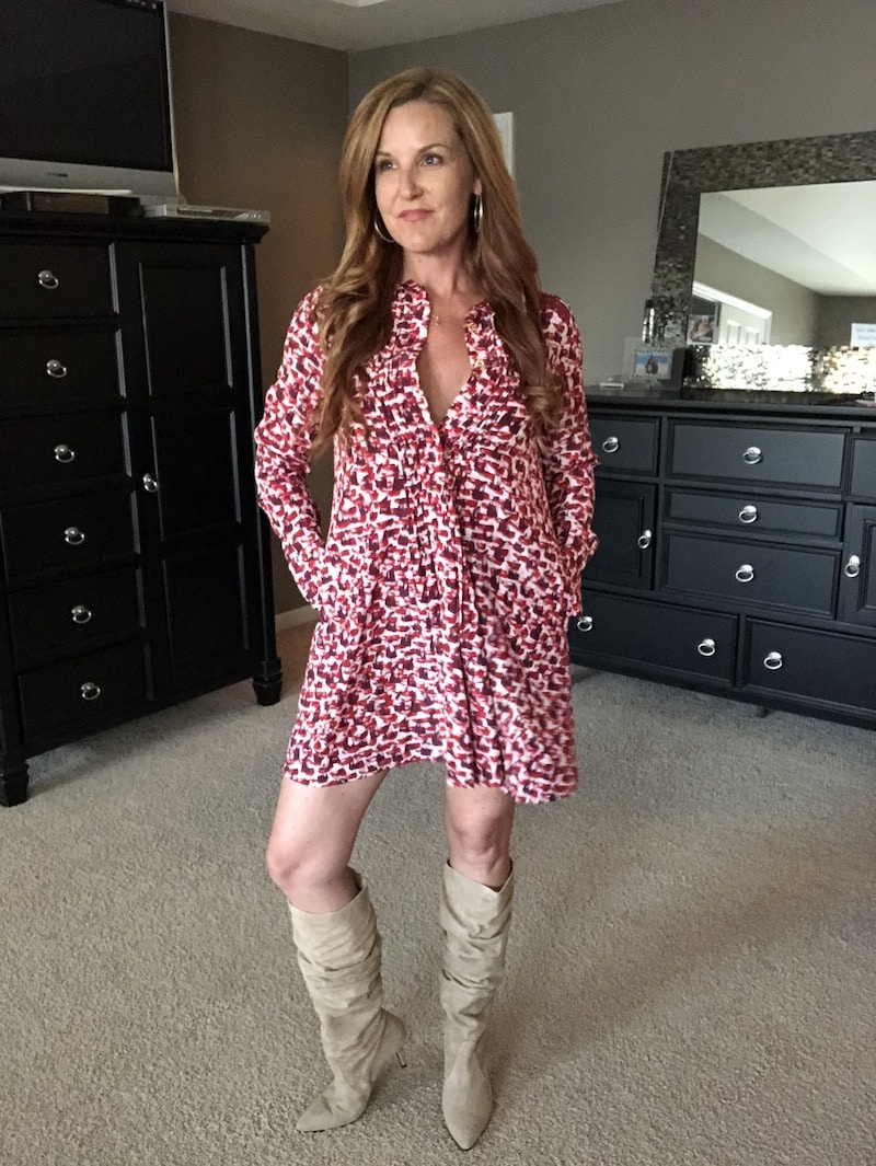 Top Five Summer to Fall Wardrobe Transition Pieces - Break out the Boots