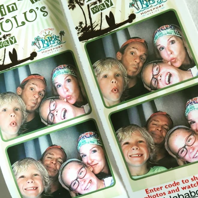 Gulf Shores Photo Booth