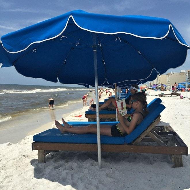 Gulf Shores Delaney Reading