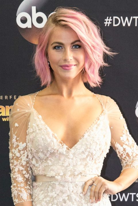 fall hair trends - bright colors