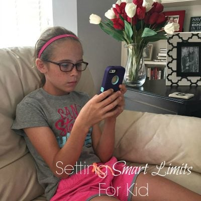Setting Smart Limits for Your Kids' Cell Phone Use