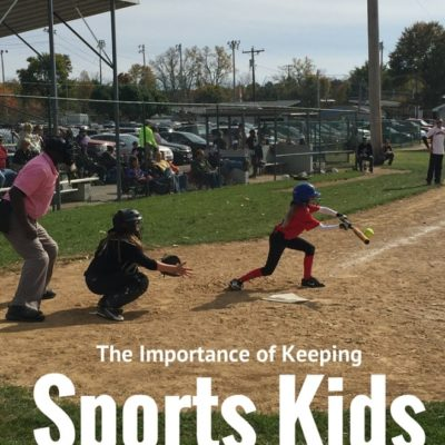 The Importance of Keeping Sports Kids Hydrated