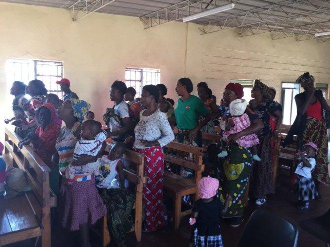 Power of 5, Lusaka, Zambia Distribution Center