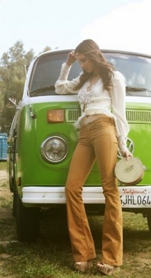costumes from your closet: 70s style