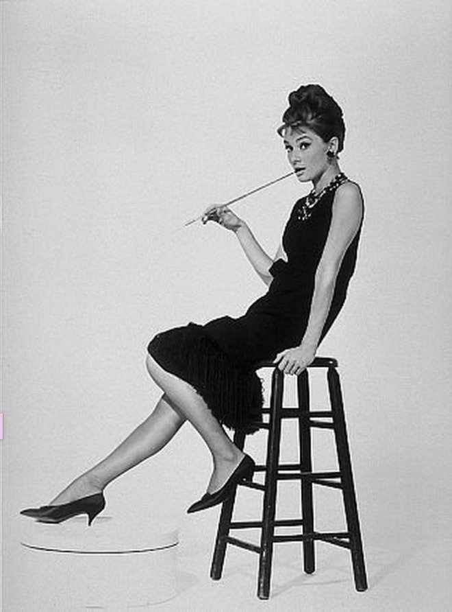 costumes from your closet - holly golightly