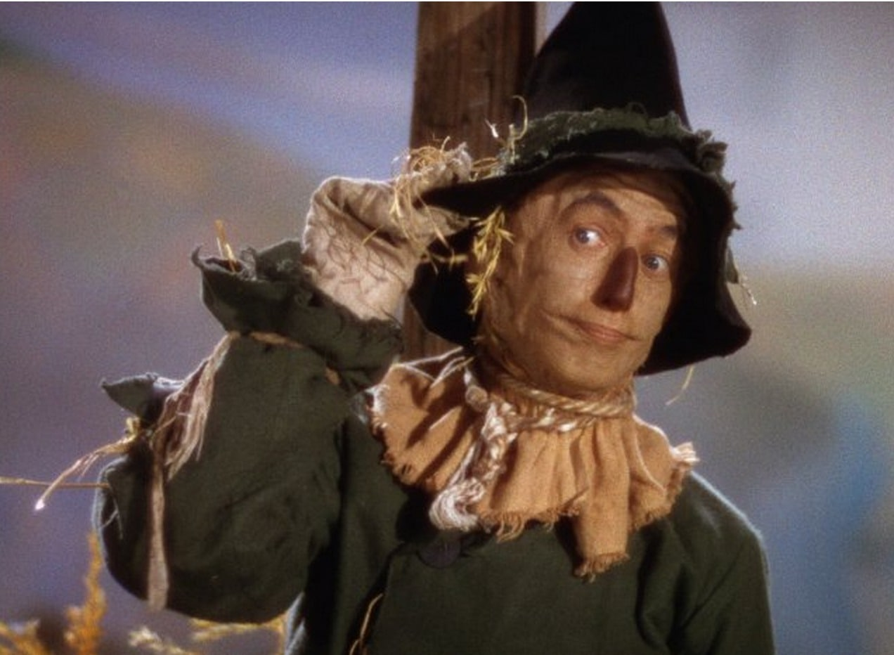 costumes from your closet: scarecrow