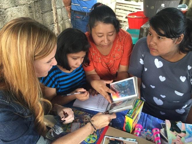 Unbound Guatemala - Jacqueline School Work