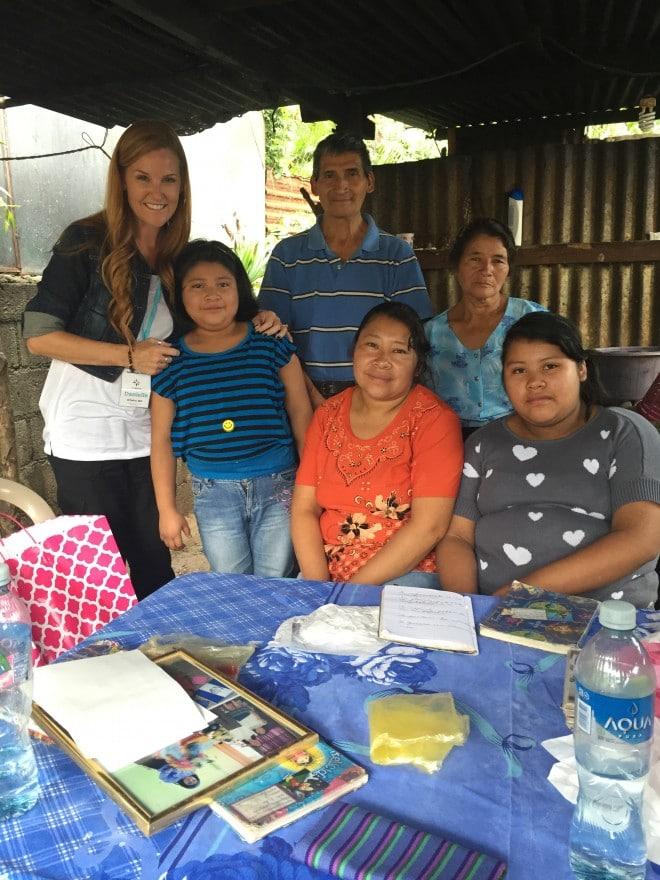Unbound Guatemala - Jacqueline Family