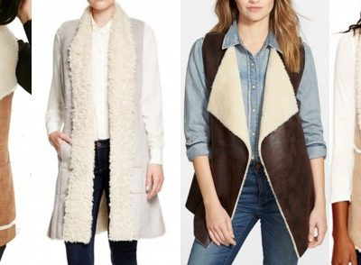 Fall's Best Layering Vests