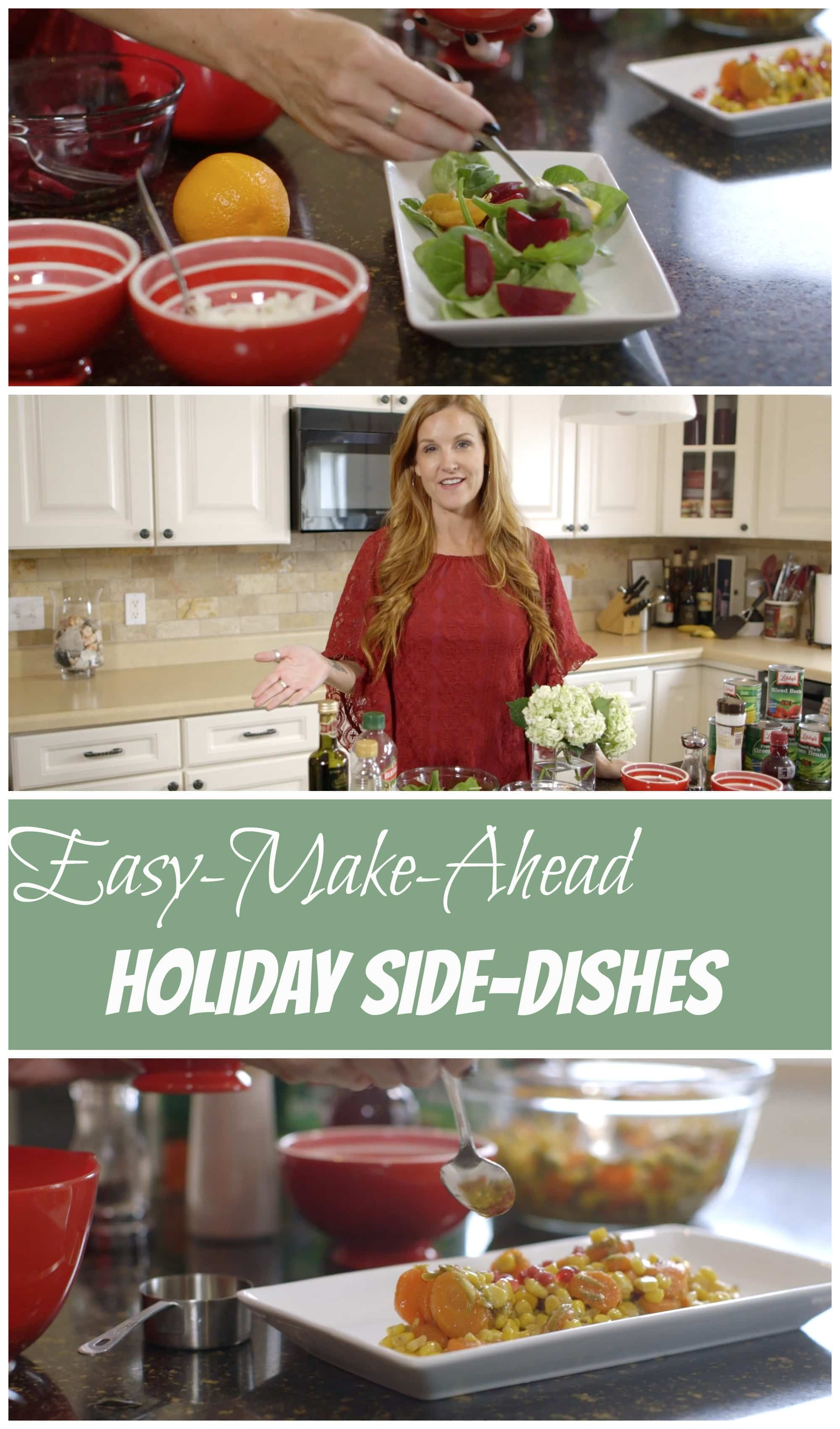 Easy make ahead holiday side dishes pretty extraordinary for Easy side dishes to make