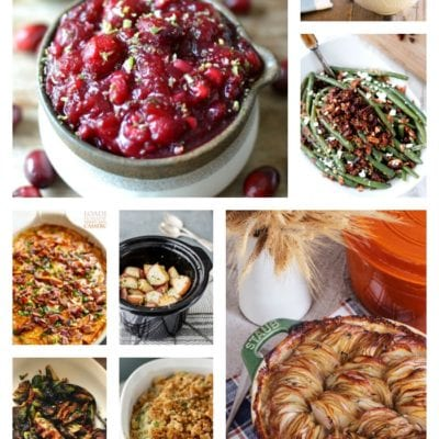 9 Perfect Holiday Side Dishes