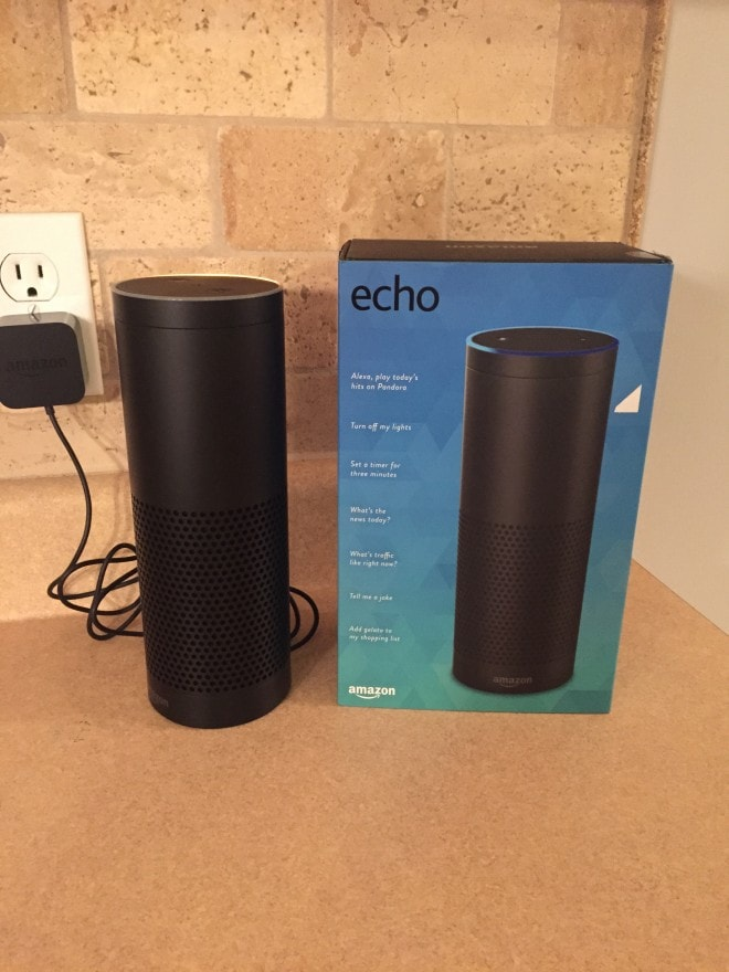 Sears Connected Solutions Amazon Echo