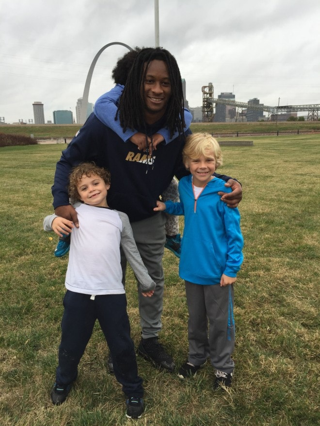 Coop Todd Gurley NFL Play 60