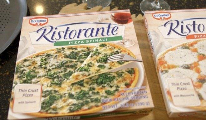 RistoranteDateNightPizza
