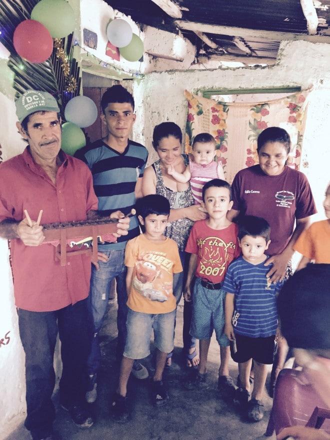 Unbound Honduras4 Family