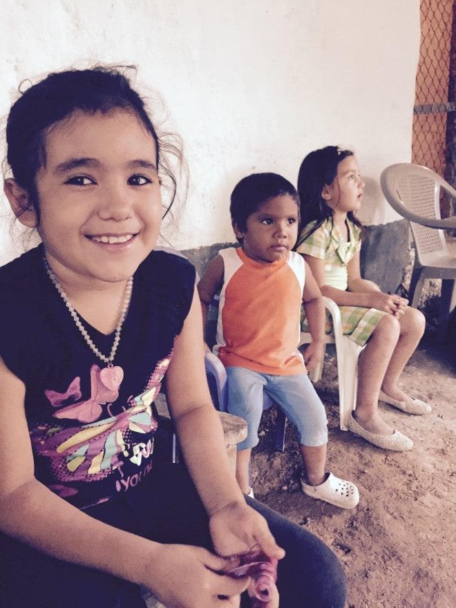 Unbound Honduras5 Kids inside Home