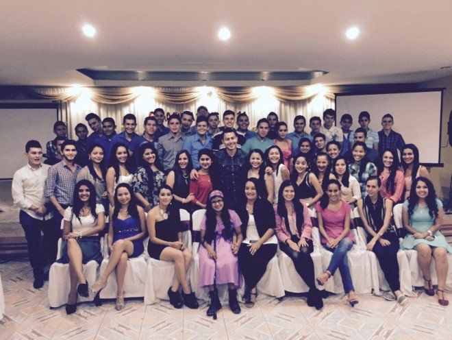 Unbound Honduras6 2015 High School Graduates Roger Espinoza