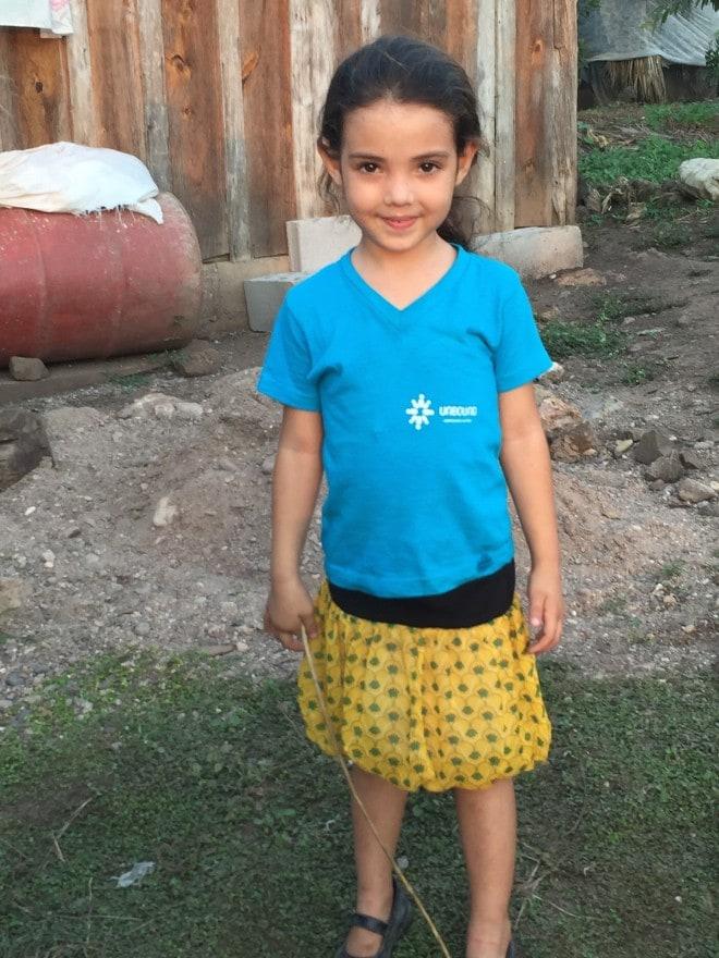 Unbound Honduras9 Beautiful Little girl