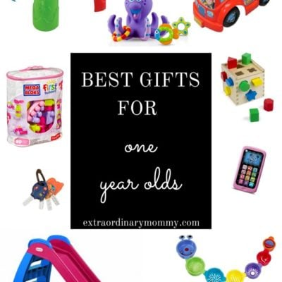 What to Buy a One Year Old for Christmas