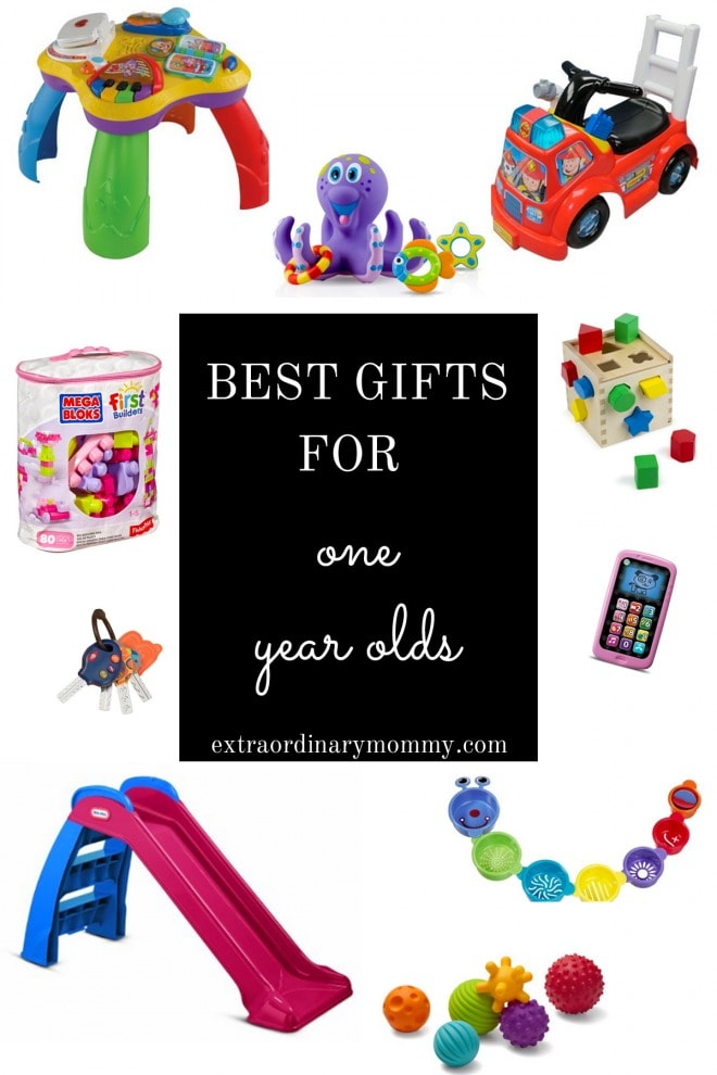 what to buy a one year old