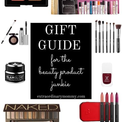 Gift Guide for the Beauty Product Junkie
