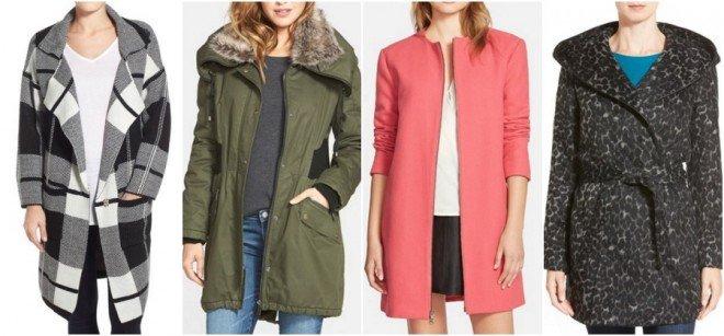 trendy coats under $100