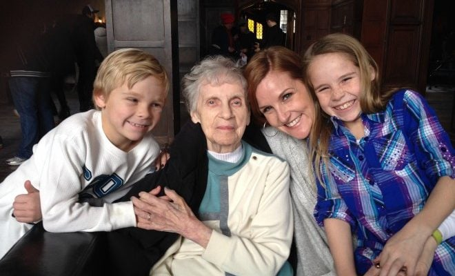 The Beauty of Thanks: Caregiving for Family