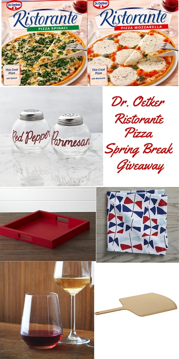 Ristorante Spring Break Giveaway