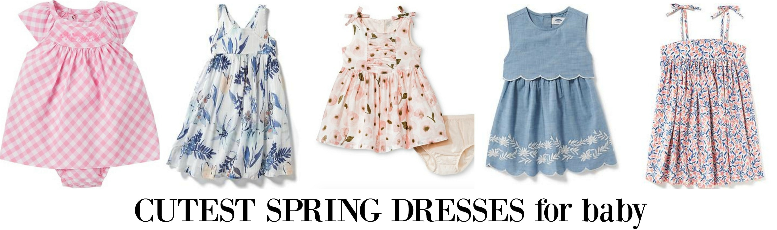 The Cutest Spring Dresses for Girls Pretty Extraordinary