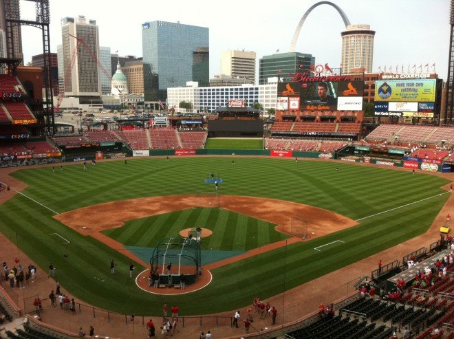 Ultimate Summer Staycation Guide Take in Baseball Game - St. Louis Cardinals