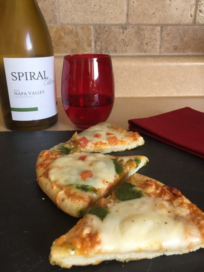 Ultimate Summer Staycation Guide Pizza + Movie Night