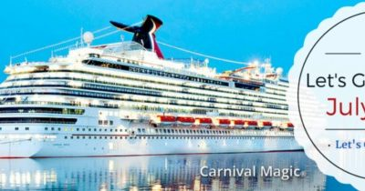 Setting Sail with the Carnival Magic