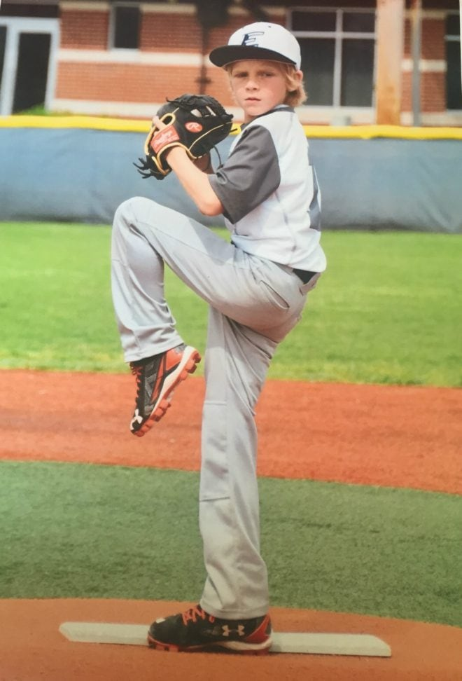 Cooper Baseball Pitching Perfect Form2