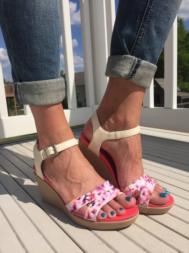 Crocs Casual #FindYourFun with Summer Shoe Style