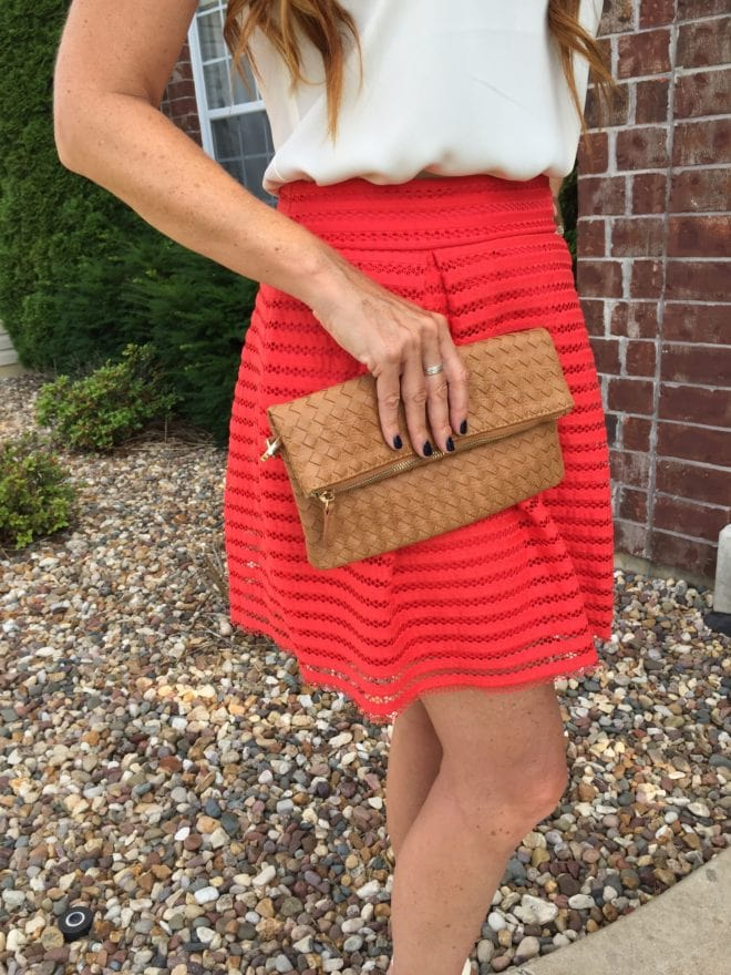 Crocs Fancy - love the bag and skirt - #FindYourFun with Summer Shoe Style