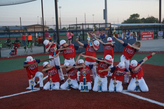 Midwest Eagles Jacksonville Champs