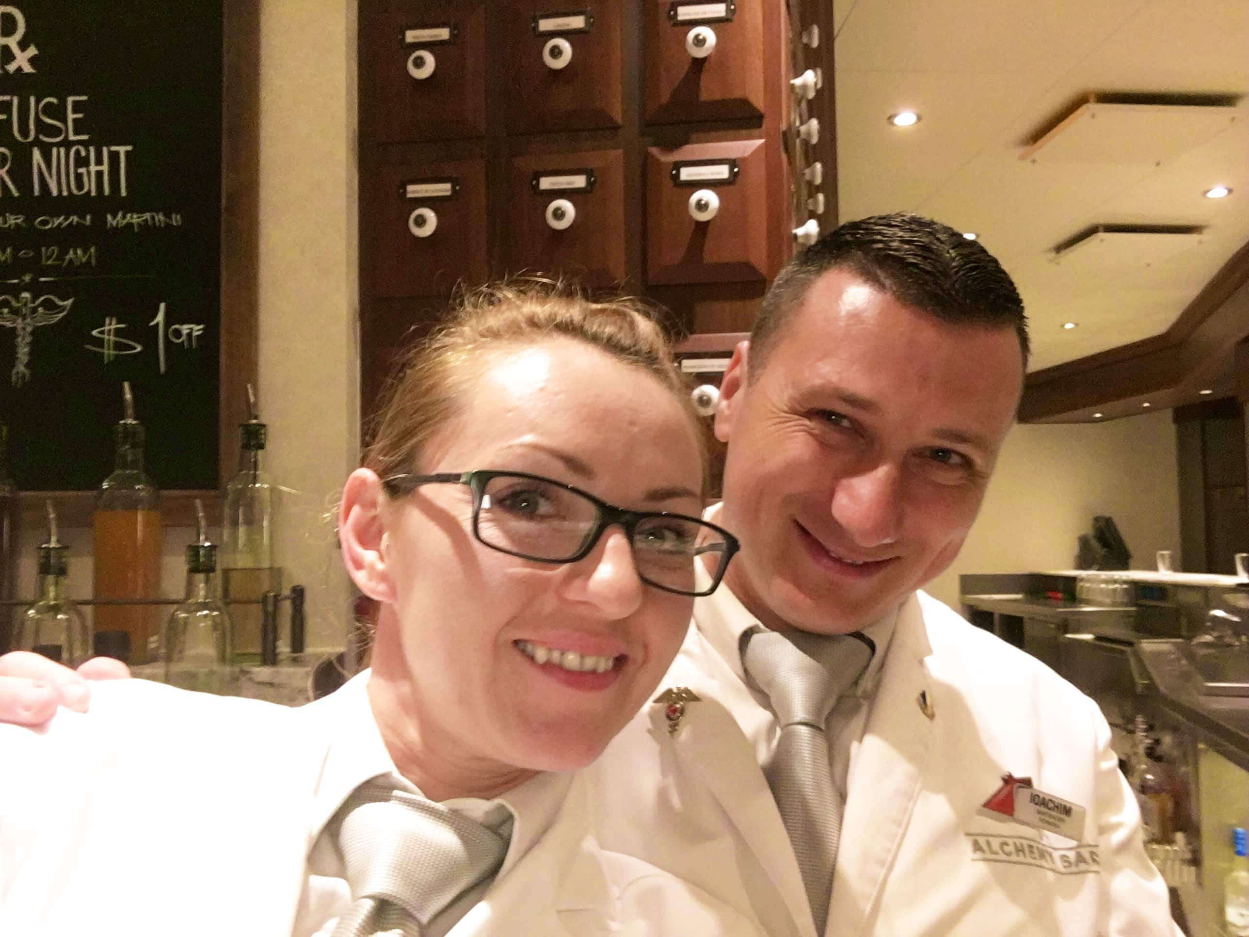 9 Reasons Cruising the Carnival Magic Good for Adults - Carnival Magic Alchemy Bojana Ioachim