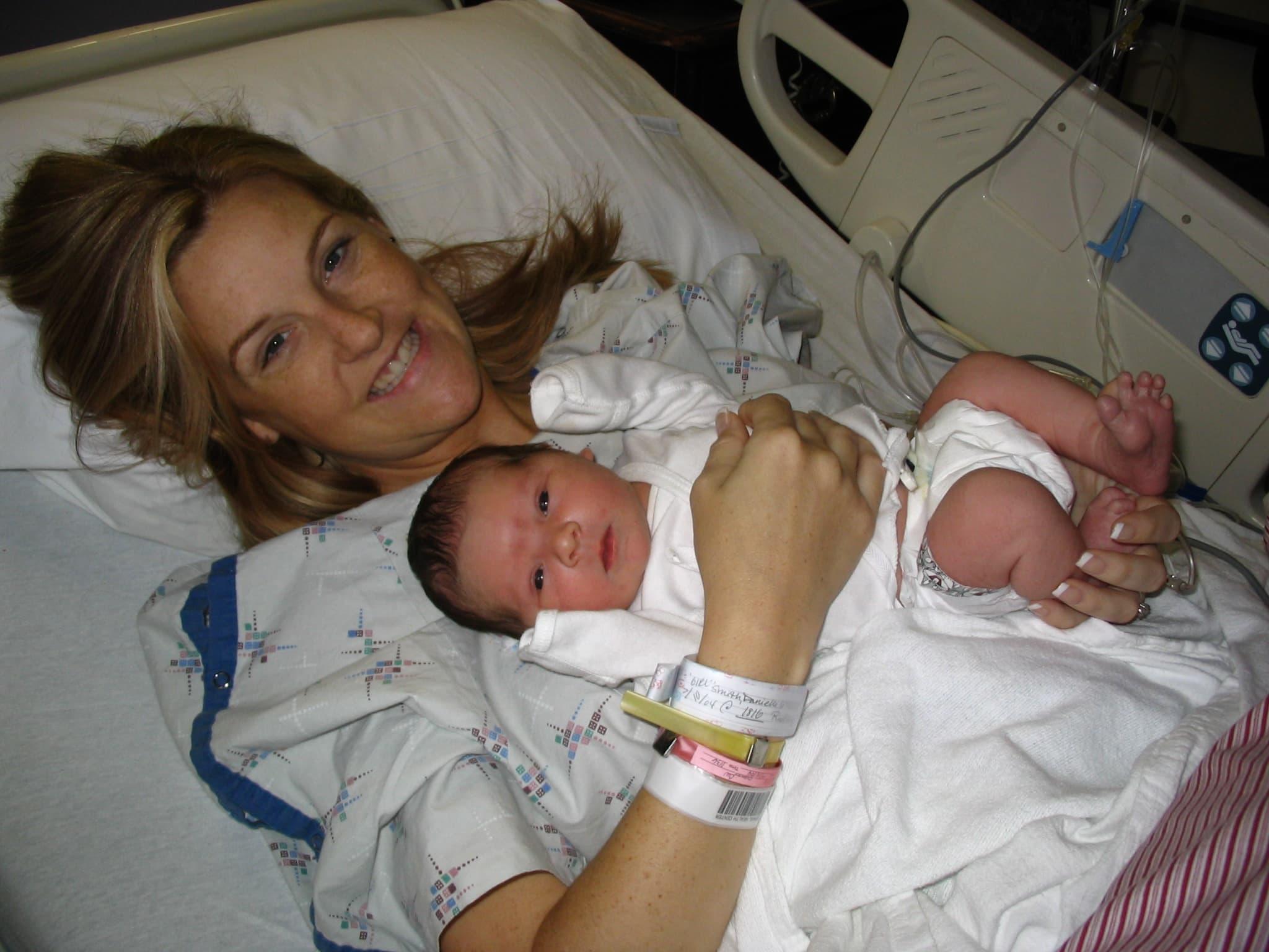 Delaney Birth