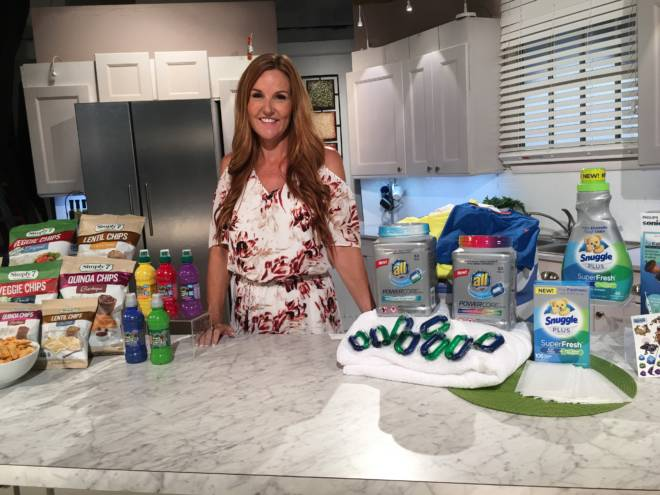 Back to School Must Haves for Lunches, Laundry and Routine: Satellite Media Tour