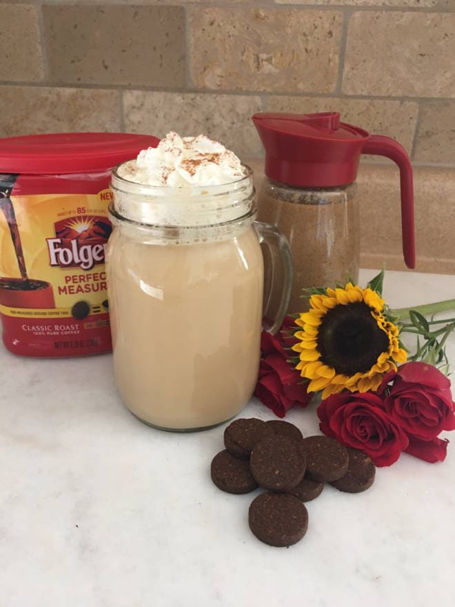 Make at Home - Pumpkin Spice Latte