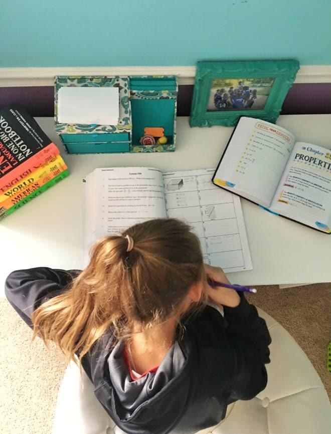 Creating the Perfect Study Space for Your Tween