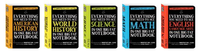Big Fat Notebooks Are Like Sitting Next to The Smartest Kid in School! #BigFatNoteBooks