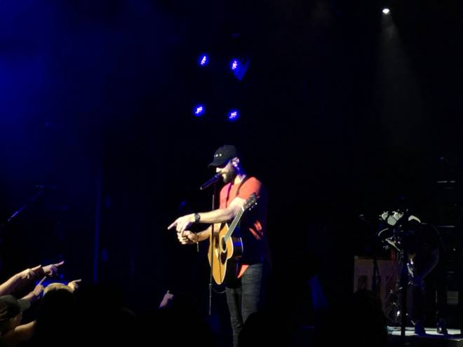 Sam Hunts Takes the Stage During Intimate Carnival Live Experience aboard Carnival Splendor